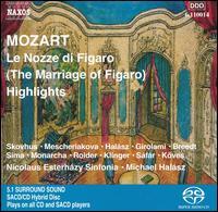 Mozart: Le Nozze di Figaro (Highlights) - Bo Skovhus (vocals); Gabriele Sima (vocals); Janusz Monarcha (vocals); Judith Halász (vocals);...