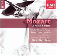 Mozart: Le nozze di Figaro - Birgit Finnila (vocals); Dietrich Fischer-Dieskau (vocals); Elizabeth Gale (vocals); Elizabeth Ritchie (vocals);...