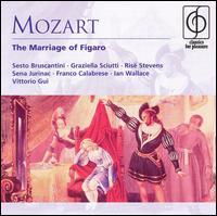 Mozart: Le nozze di Figaro - Daniel McCoshan (tenor); Franco Calabrese (bass); Graziella Sciutti (soprano); Gwyn Griffiths (baritone);...