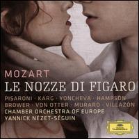 Mozart: Le Nozze di Figaro - Angela Brower (vocals); Anne Sofie von Otter (vocals); Christiane Karg (vocals); Jean-Paul Fouchécourt (vocals);...