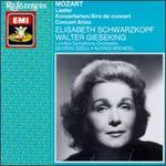 Mozart: Lieder/Concert Arias