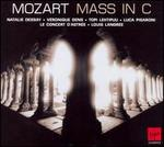 Mozart: Mass in C [includes DVD]