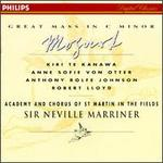 "Mozart: Mass in C minor ""Great Mass""; Ave Verum Corpus"