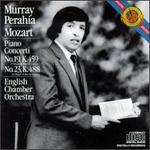 Mozart: Piano Concerti No. 19, K. 459 & No. 23, K. 488