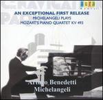 Mozart: Piano Concerto, K. 450; Piano Quartet, K. 493