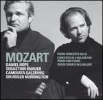 Mozart: Piano Concerto No. 16; Concerto for Violin and Piano; Violin Sonata