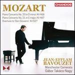 Mozart: Piano Concerto No. 20, KV 466; Piano Concerto No. 21, KV 467; Overture to Don Giovanni