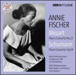 Mozart: Piano Concerto No. 22; Schumann: Piano Concerto, Op. 54