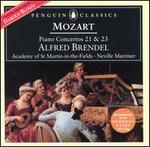 Mozart: Piano Concertos 21 & 23