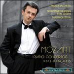 Mozart: Piano Concertos, K. 413-415