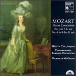 Mozart: Piano Concertos K.459 & K.456
