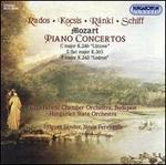 Mozart: Piano Concertos K246, K365, K242