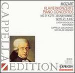Mozart: Piano Concertos No. 9, K. 271 & No. 21, K. 467