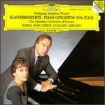 Mozart: Piano Concertos Nos. 17 & 21 - Chamber Orchestra of Europe (chamber ensemble); Maria Jo�o Pires (piano); Claudio Abbado (conductor)