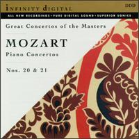 Mozart: Piano Concertos Nos. 20 & 21 - Sergei Uruvayev (piano); St. Petersburg New Philharmonic; Alexander Titov (conductor)