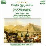 Mozart: Piano Concertos Nos. 21, 12 & 14