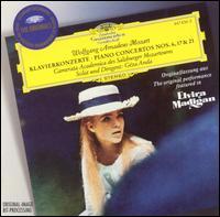 Mozart: Piano Concertos Nos. 6, 17 & 21 - Géza Anda (piano); Mike D'Abo; Géza Anda (conductor)