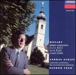 Mozart: Piano Concertos Nos. 8 & 11; Rondo, K. 386