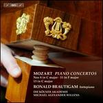 Mozart: Piano Concertos Nos. 8 in C major, 11 in F major, 13 in C major