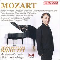 Mozart: Piano Concertos, Vol. 5 - Jean-Efflam Bavouzet (candenza); Jean-Efflam Bavouzet (piano); Wolfgang Amadeus Mozart (candenza); Manchester Camerata;...