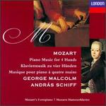 Mozart: Piano Music for Four Hands