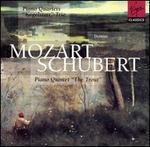 """Mozart: Piano Quartets; Trio """"Kegelstatt""""; Schubert: Piano Quintet """"The Trout"""""""