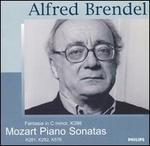 Mozart: Piano Sonatas K281, K282, K576; Fantasia in C minor, K396