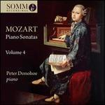 Mozart: Piano Sonatas, Vol. 4