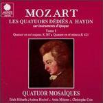 Mozart: Quatuor en sol majeur K 387; Quatuor en ré mineur K 421