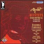 Mozart: Quintets with Flute, Vol. 1