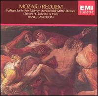 Mozart: Requiem - Ann Murray (mezzo-soprano); David Rendall (tenor); Kathleen Battle (soprano); Matti Salminen (bass);...