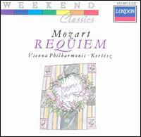 Mozart: Requiem - Elly Ameling (soprano); Marilyn Horne (counter tenor); Tugomir Franc (bass); Ugo Benelli (tenor);...