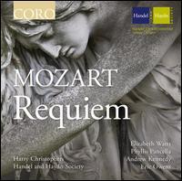 Mozart: Requiem - Andrew Kennedy (tenor); Elizabeth Watts (soprano); Eric Owens (bass baritone); Hans Bohn (trombone);...