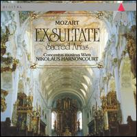Mozart: Sacred Arias - Alastair Miles (bass); Angela Maria Blasi (soprano); Barbara Bonney (soprano); Charlotte Margiono (soprano);...