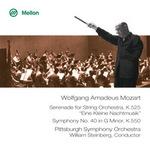 """Mozart: Serenade """"Eine Kleine Nachtmusik""""; Symphony No. 40"""