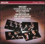 Mozart: Serenade in B flat, K 361 Gran Partita