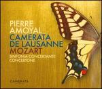 Mozart: Sinfonia concertante; Concertone