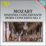 Mozart: Sinfonia Concertante/Horn Concerto