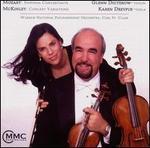 Mozart: Sinfonia Concertante; McKinley: Concert Variations