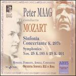 Mozart: Sinfonia Concertante; Symphonies Nos. 25 & 29
