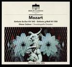 Mozart: Sinfonie Es-Dur KV 543; Sinfonie g-Moll KV 550