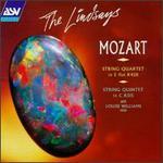 Mozart: String Quartet Nos. 16 & 3