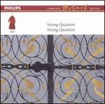 Mozart: String Quartets; String Quintets [Box Set]