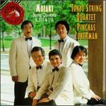 Mozart: String Quintets K 515 & 516