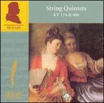 Mozart: String Quintets, KV 174 & 406