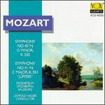 Mozart: Symphonhy No.40 & 41
