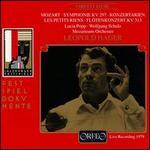 Mozart: Symphonie KV 297; Konzertarien; Les Petits Riens; Flötenkonzert KV 313