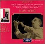 Mozart: Symphonie KV 385; Brahms: Doppelkonzert; Schubert: Symphonie H-Moll