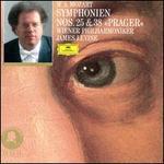 Mozart: Symphonies 25 & 28