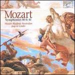 "Mozart: Symphonies, KV 550 & 551 ""Jupiter"""